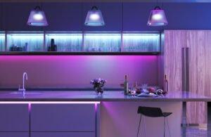 Progettiamo e realizziamo illuminazioni decorative