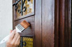 Restauro serramenti e ringhiere